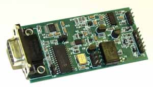 ATS ISD-232 embedded board