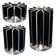 Aluminum Heat Sink in STAR geometry